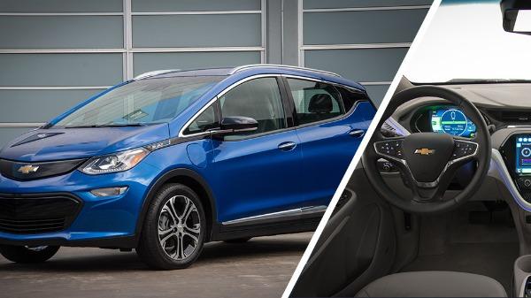 A General Motors vai lançar veículo elétrico e serviço de aluguel