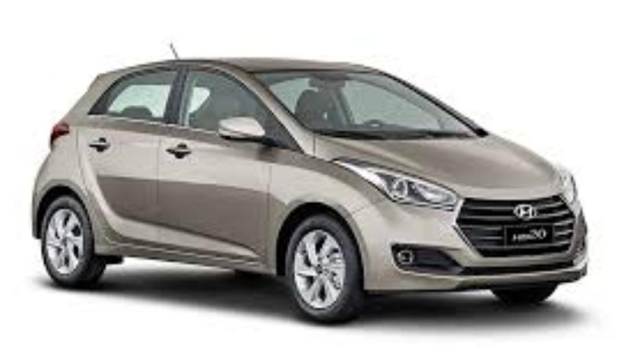Hyundai faz recall para a linha HB20 1.0