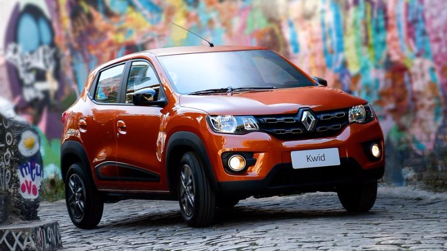 Renault faz recall para Kwid